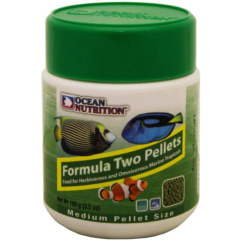 Ocean Nutrition Formula Two Marine Pellet Medium 3.5oz