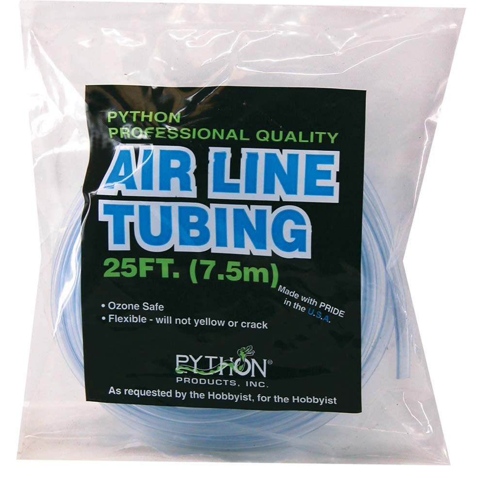 Python 25 Ft Professional Quality Airline Tubing