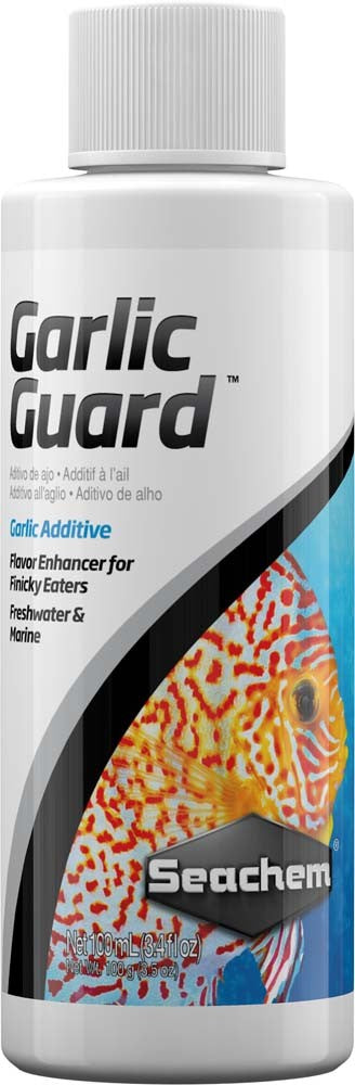 SeaChem Garlic Guard Flavor Enhancer 100ml