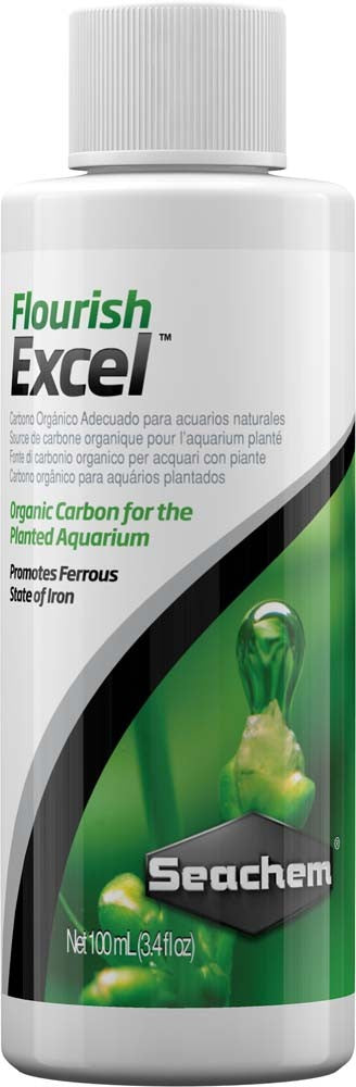 SeaChem Flourish Excel Co2 Plant Supplement 100ml