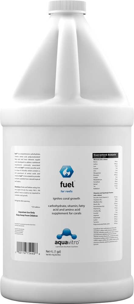 Aquavitro Fuel 4L
