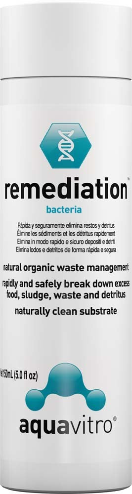 SeaChem Aquavitro Remediation Waste Remover 150ml
