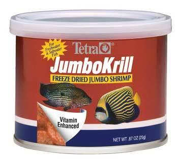 Tetra Freeze Dried Jumbo Shrimp 3.5 oz