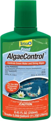 Tetra Pond Algae Control 8.4oz (up to 3,000 gallons)