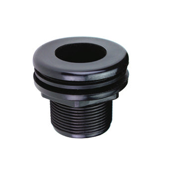 "1/2"" Lifegard Bulkhead Thread/Thread"