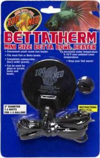 Betta therm bowl heater 7 5w