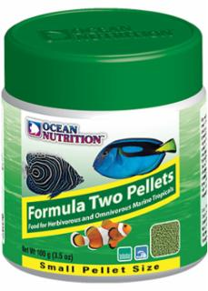 Ocean Nutrition Formula Two Marine Pellet Small 3.5 oz.