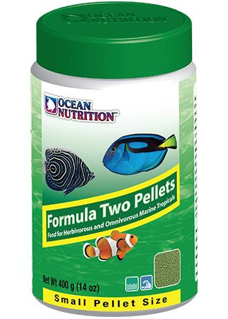 Ocean Nutrition Formula Two Marine Pellet Small 14 oz