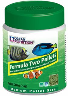 Ocean Nutrition Formula Two Marine Pellet Medium 7 oz.