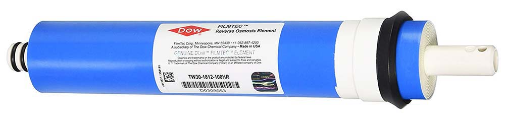 Dow Filmtec Hi-Silicate Removal TFC Replacement Membrane - 100GPD