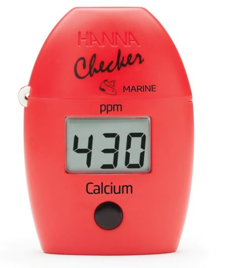 Calcium Hanna Checker