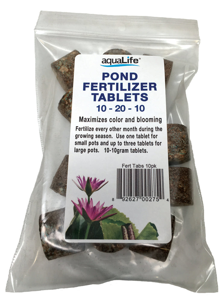 Pond Fertilizer Tablets (10pk)