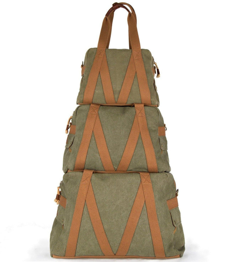 Trap Duffle Large in Rosemary - Kakadu Traders Australia