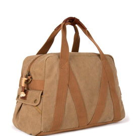 Trap Duffle in Toffee