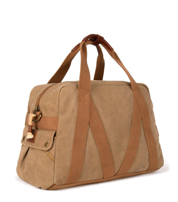 Trap Duffle in Toffee - Kakadu Traders Australia