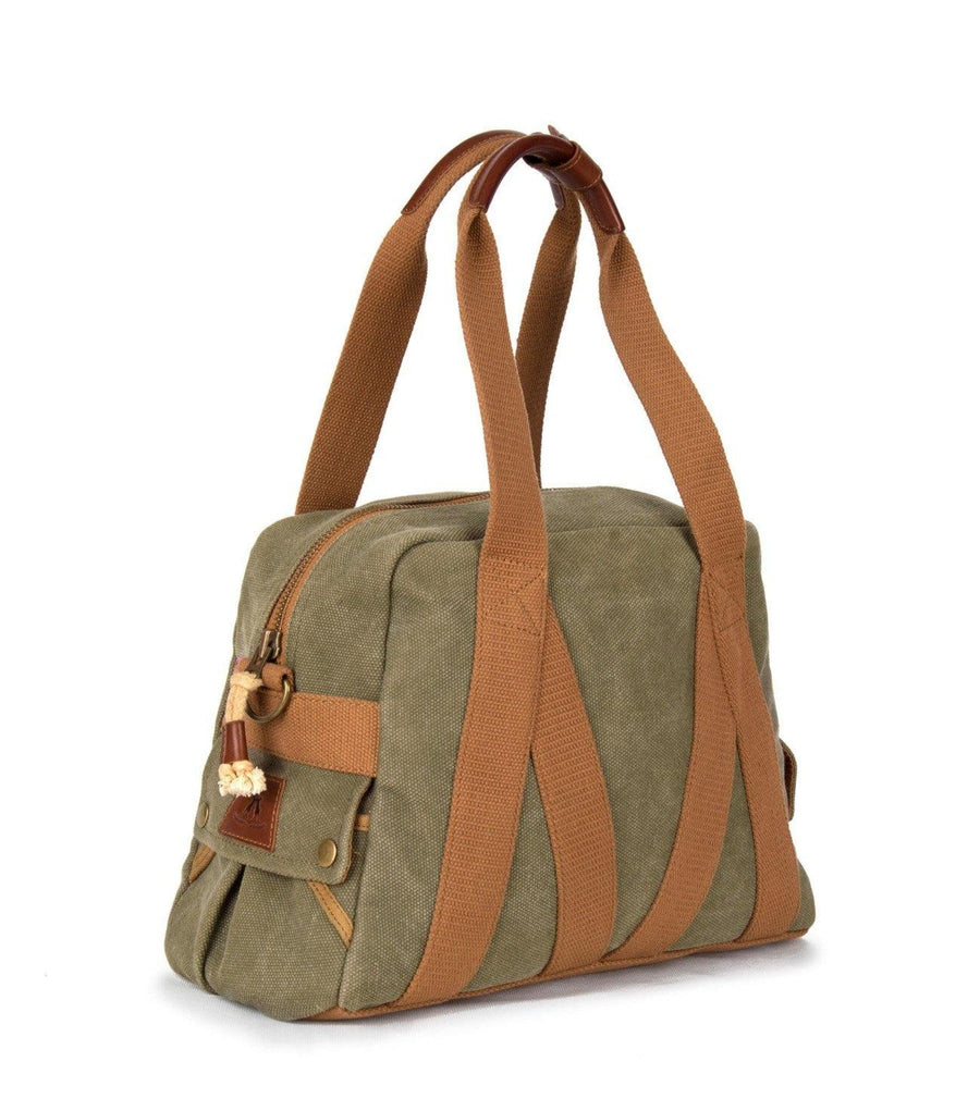 Trap Duffle Mini in Sage