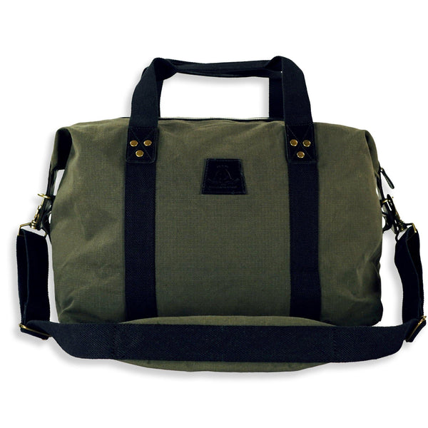 Kokoda Duffle Medium in Moss - Kakadu Traders Australia