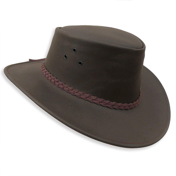 Busselton Hat in Brown - Kakadu Traders Australia