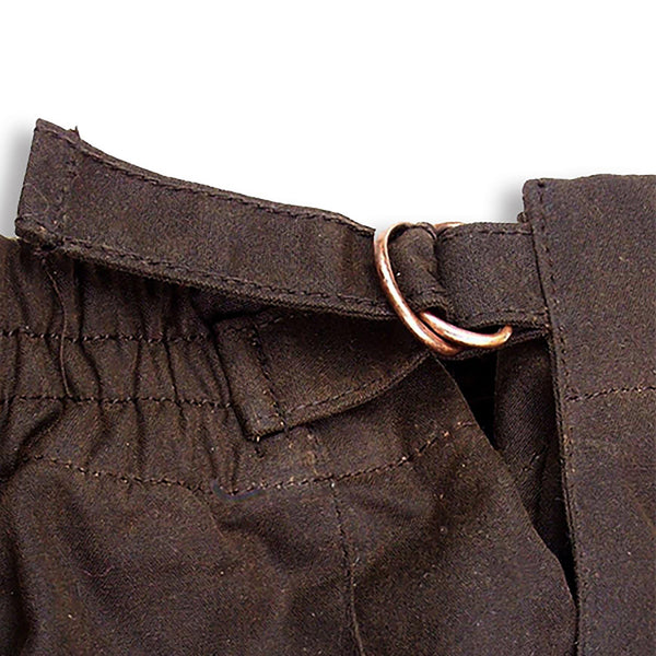 Walk-A-Bout Pants in Brown - Kakadu Traders Australia