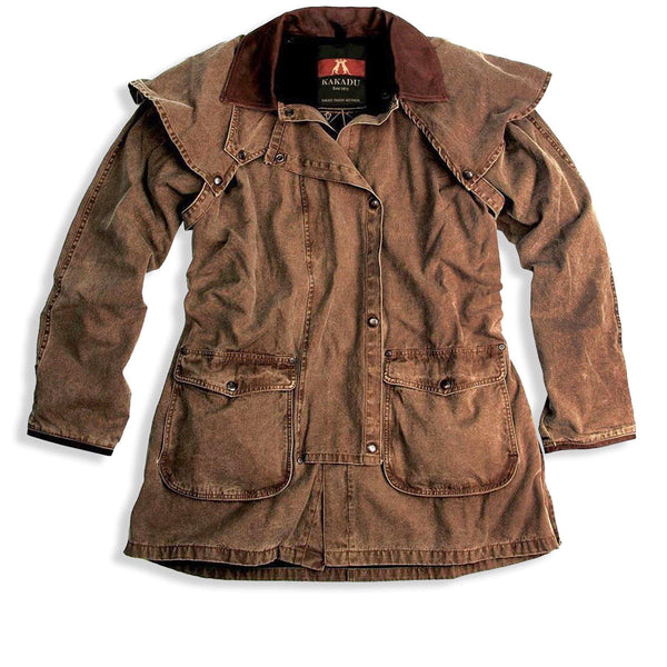 Gold Coast Jacket in Tobacco - Kakadu Traders Australia
