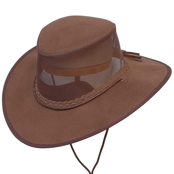 Kalgoorlie Soaka Breeze in Brown - Kakadu Traders Australia