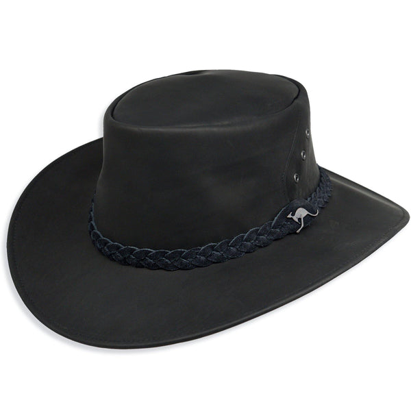 Darwin Hat in Black - Kakadu Traders Australia