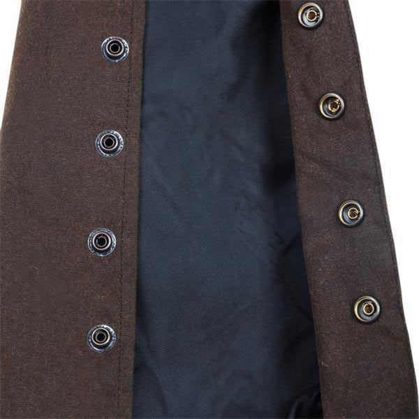 7P33 - VENTILATOR CHAPS   Brown