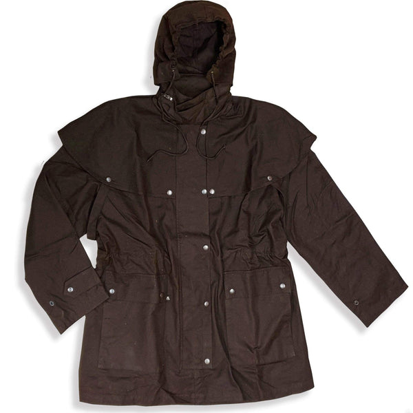 Storm Jacket in Brown