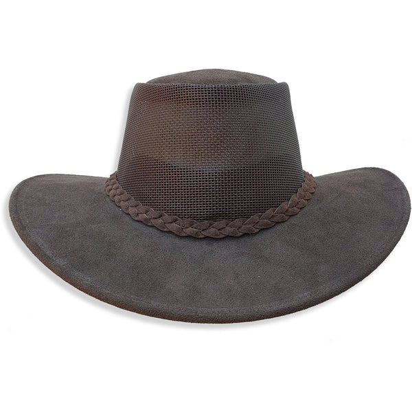 Bendigo Breeze In Dark Brown - Kakadu Traders Australia