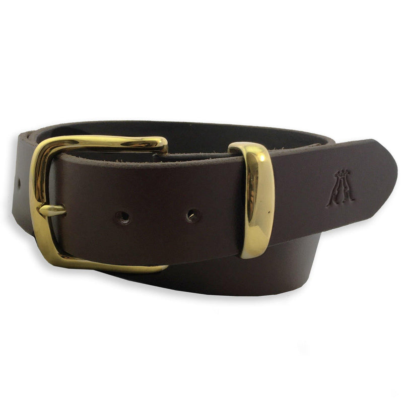 Workhorse Leather Belt Single Keeper - Kakadu Traders Australia