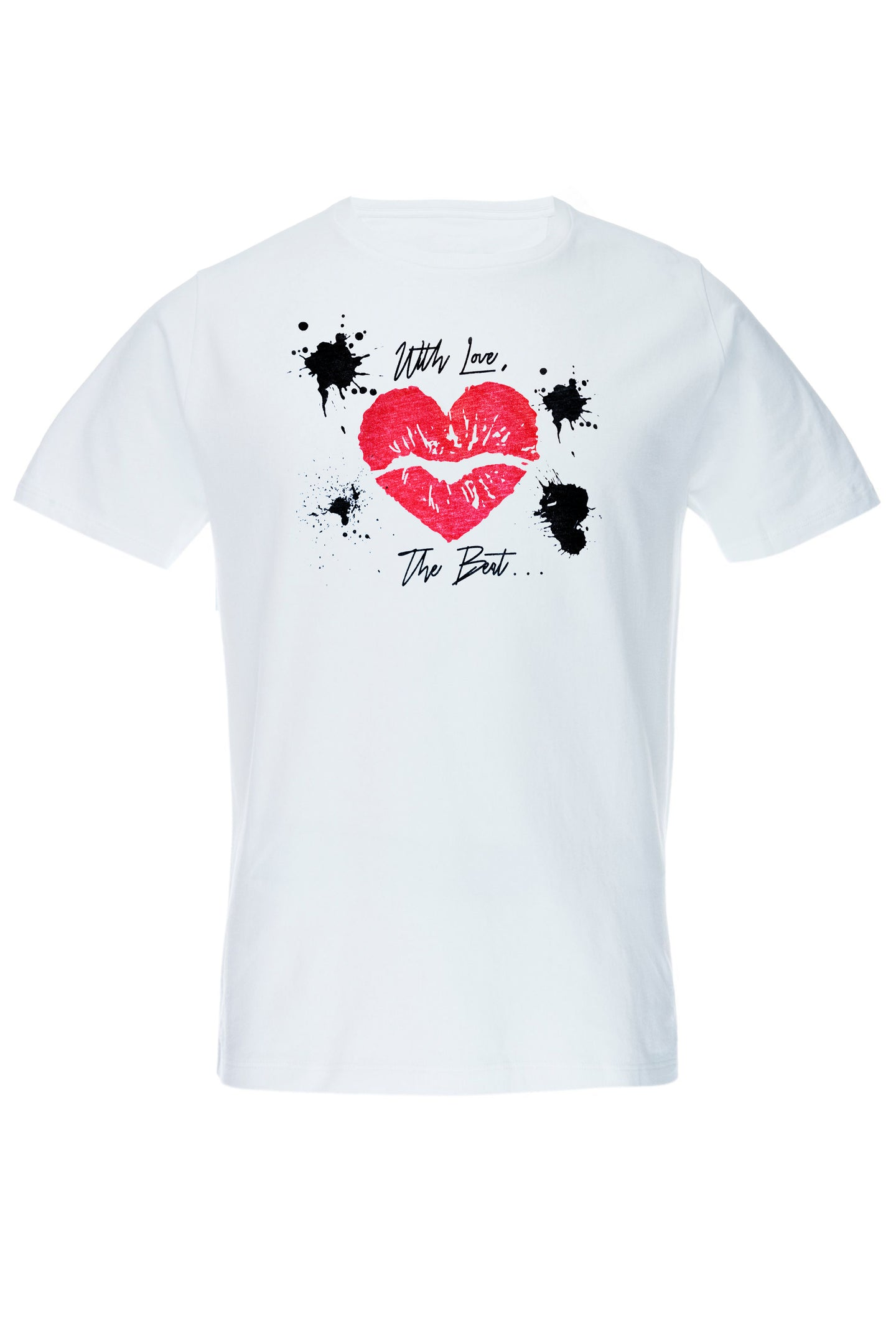 WITH LOVE TEE - The Beat House