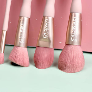 DIAMONDS R 4EVER 9 PIECE LUXURY BRUSH SET - The Beat House