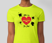 Load image into Gallery viewer, WITH LOVE TEE - The Beat House