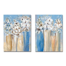 Load image into Gallery viewer, MY43-XDZS - 74-75 2PCS Fashionable Flowers Print Art