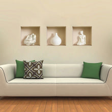Load image into Gallery viewer, 3D Wall Sticker Art Statues Creative Decorations XQ100016