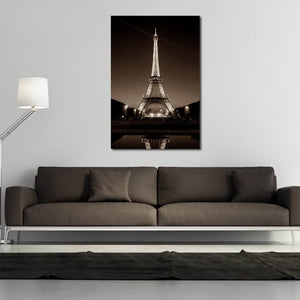 W131 Tower Unframed Wall Art Canvas Prints for Home Decoration