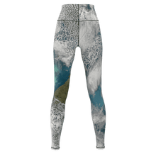 Earth Leggings - Phytoplankton Bloom