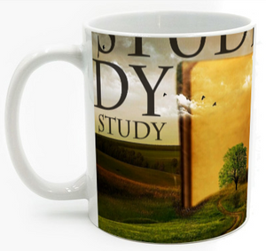 Friendly Reminder Gear: Study Mug