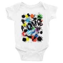Love Bomb Baby 100% Cotton Infant Bodysuit - 6M	12M	18M	24M