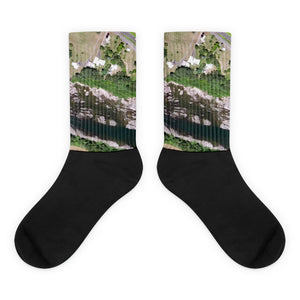 Collectable Rivers Edge Winery Socks
