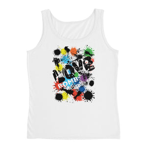 "Ladies' ""Love Bomb"" Tank Top"