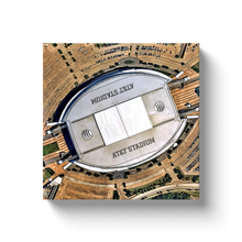 Home of The Dallas Cowboys: AT&T Stadium Collectible Limited Edition Canvas Wrap Wall Art Print