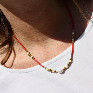 Thale (Sea) Necklace