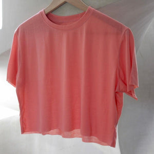Warunee Lek Cropped Top