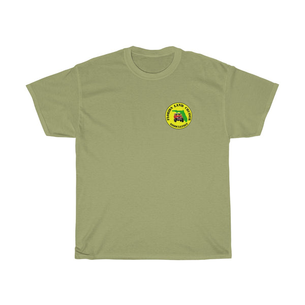Florida Land Cruiser Association - Club tshirt classic fit by Reefmonkey Partner FLCA
