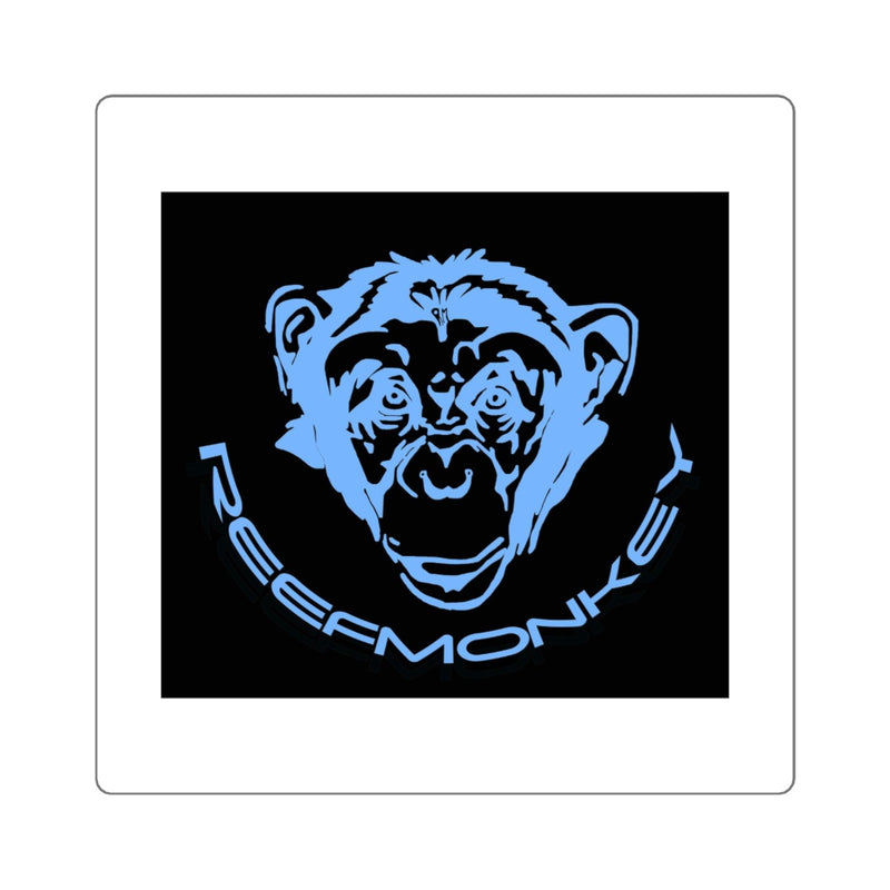 Reefmonkey Blue Logo Decal Sticker Land Cruiser Toyota Lover gift FJ40