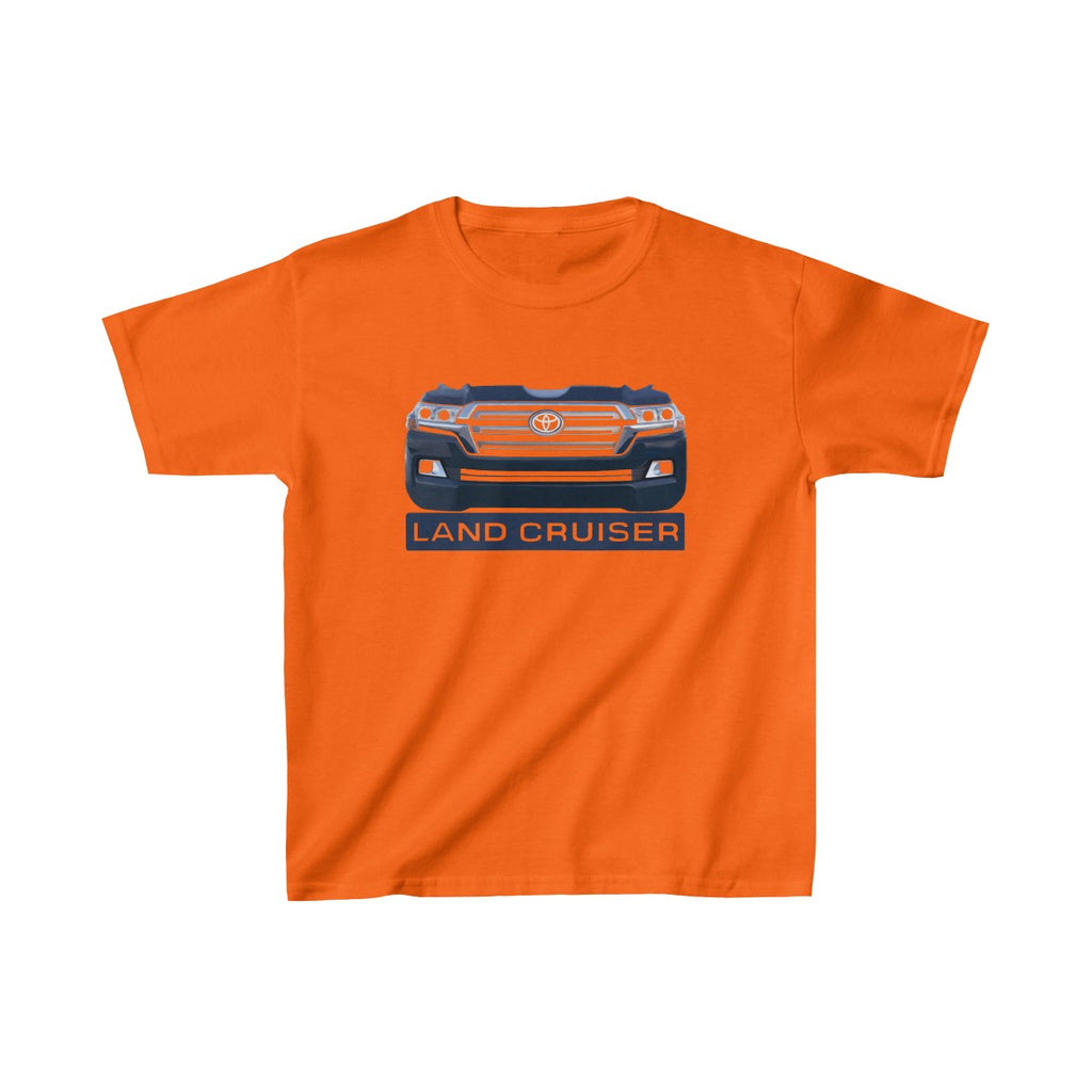 Toyota Land Cruiser 200 series KIDS tshirt Landcruiser gifts by Reefmonkey