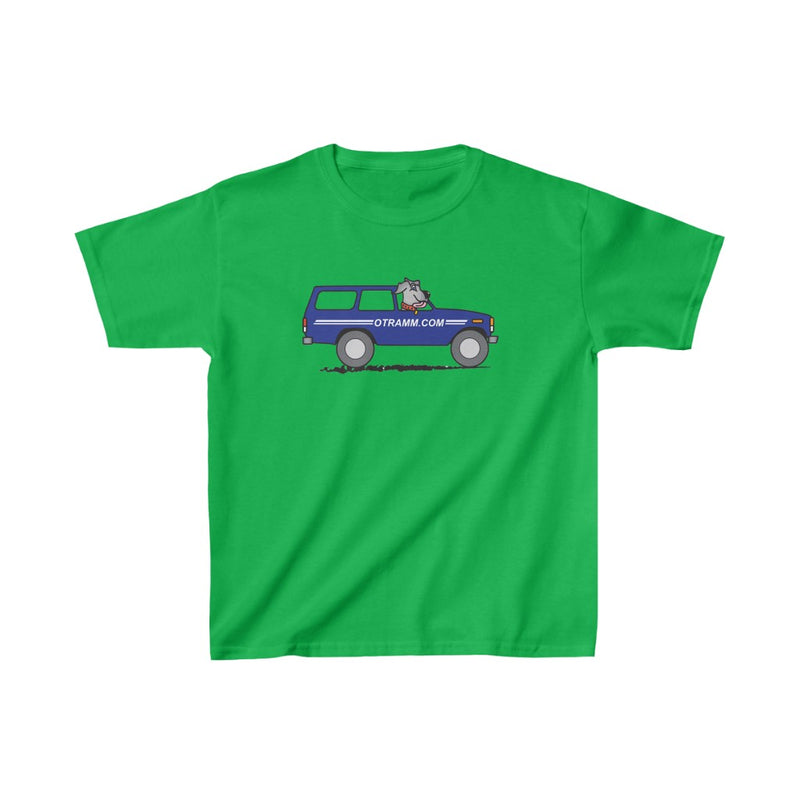 OTRAMM Kids Tee, Land Cruiser Tee, Boys T Shirt, Girls Tee - Reefmonkey