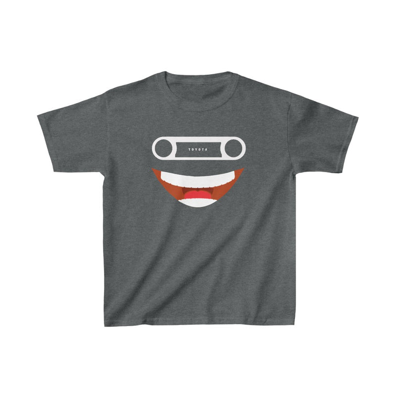 FJ40 Emoji Kids Land Cruiser Smile Shirt