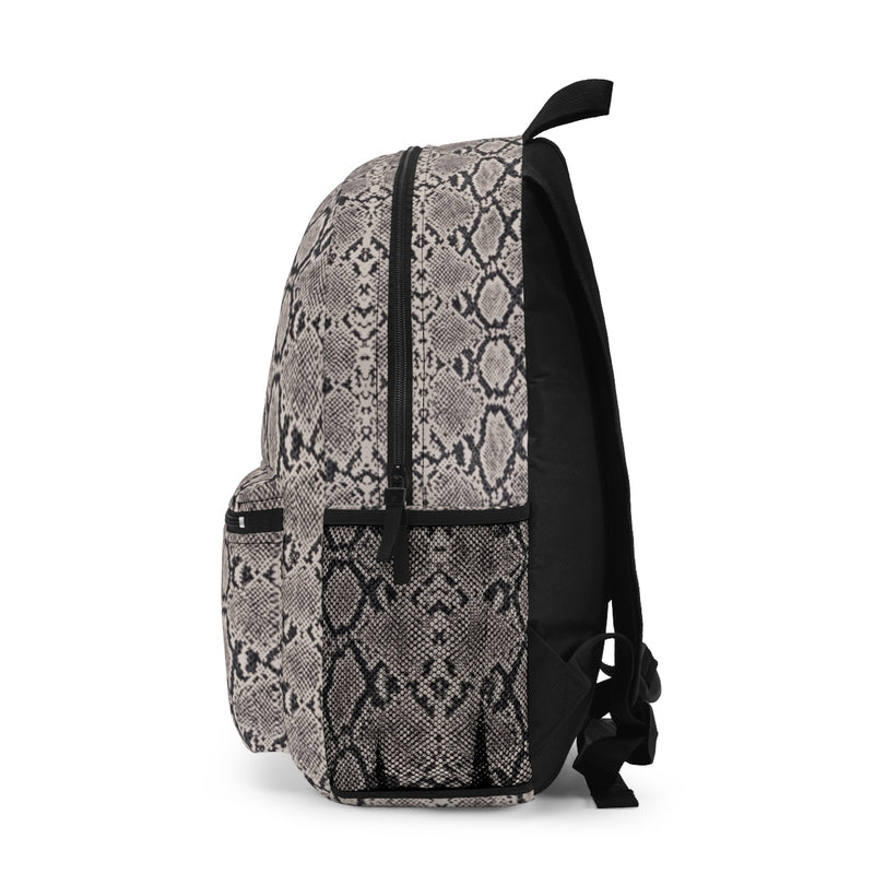 Snake Skin Backpack (Made in USA) by Reefmonkey Back to School